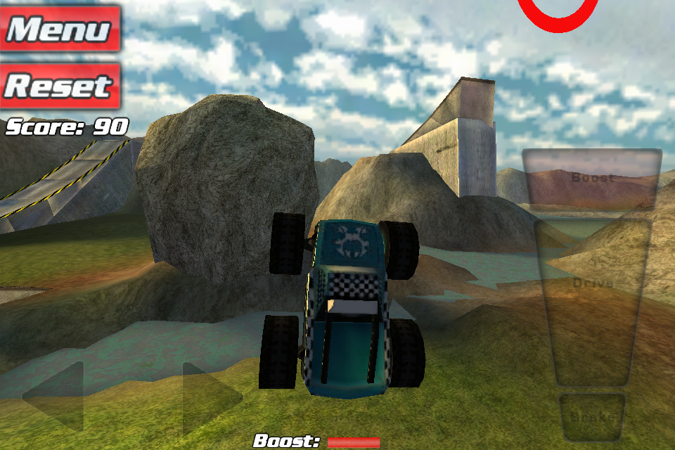 Screenshot Crash drive 3D
